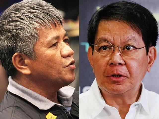 Lacson questions credibility of Matobato: Bakit nag-iiba ang mga statement mo?