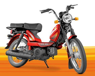 TVS Heavy Duty Super XL Bike picture