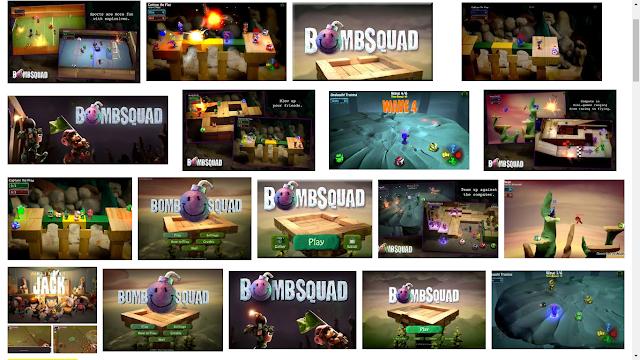 Bomb Squad: Sound, gameplay, grafik... Semua di gabungkan dengan sangat baik