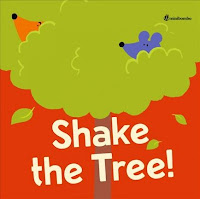 Shake the Tree book cover with tree and animals