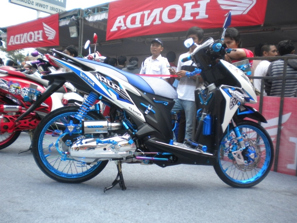 download modifikasi motor vario esp 125 terbaru | velgy motor