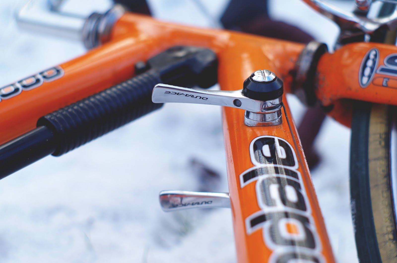 The Velo ORANGE Blog: Downtubes are the Shift