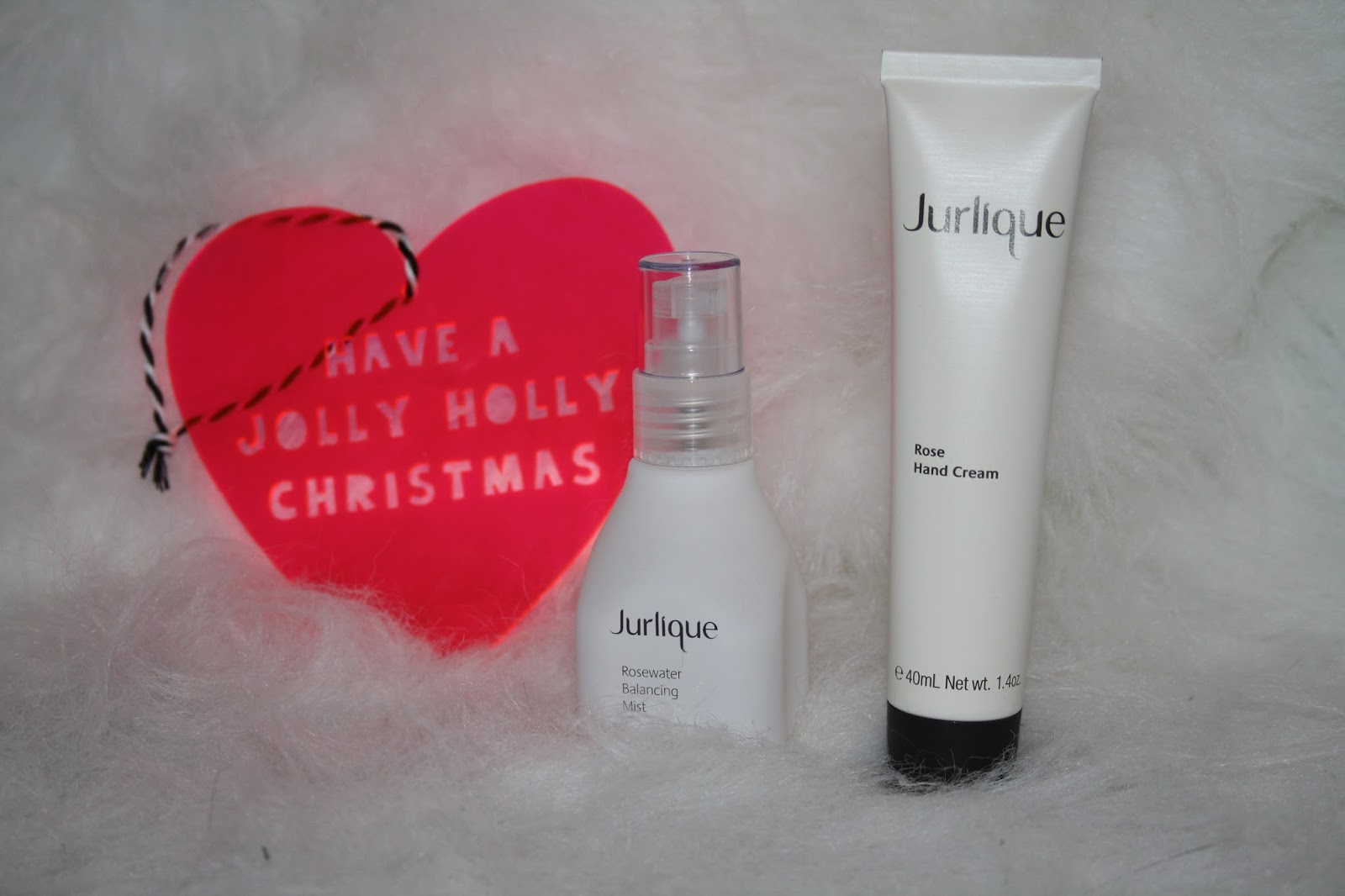 Jurlique Rose Water Mist and Rose Hand Cream