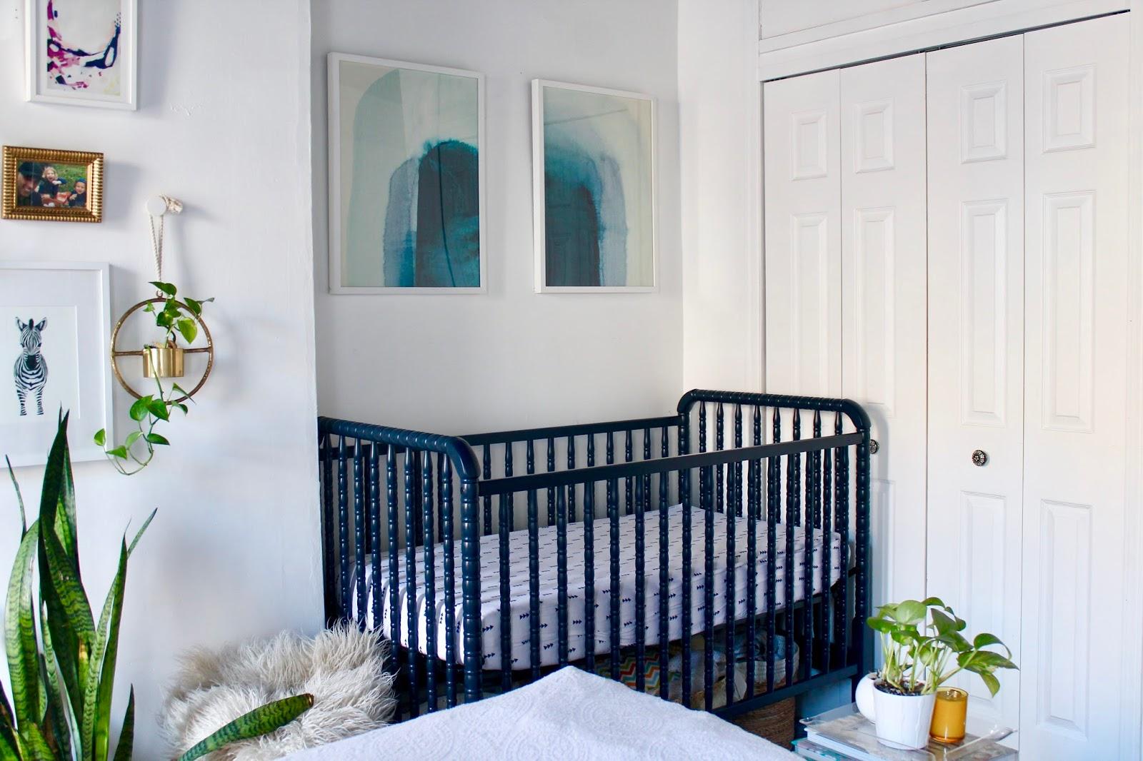 Boho Shared Master Bedroom X Nursery Tfdiaries By Megan