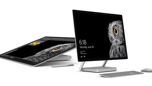 Microsoft apresenta o concorrente do iMac, conheça o Microsoft Surface Studio!