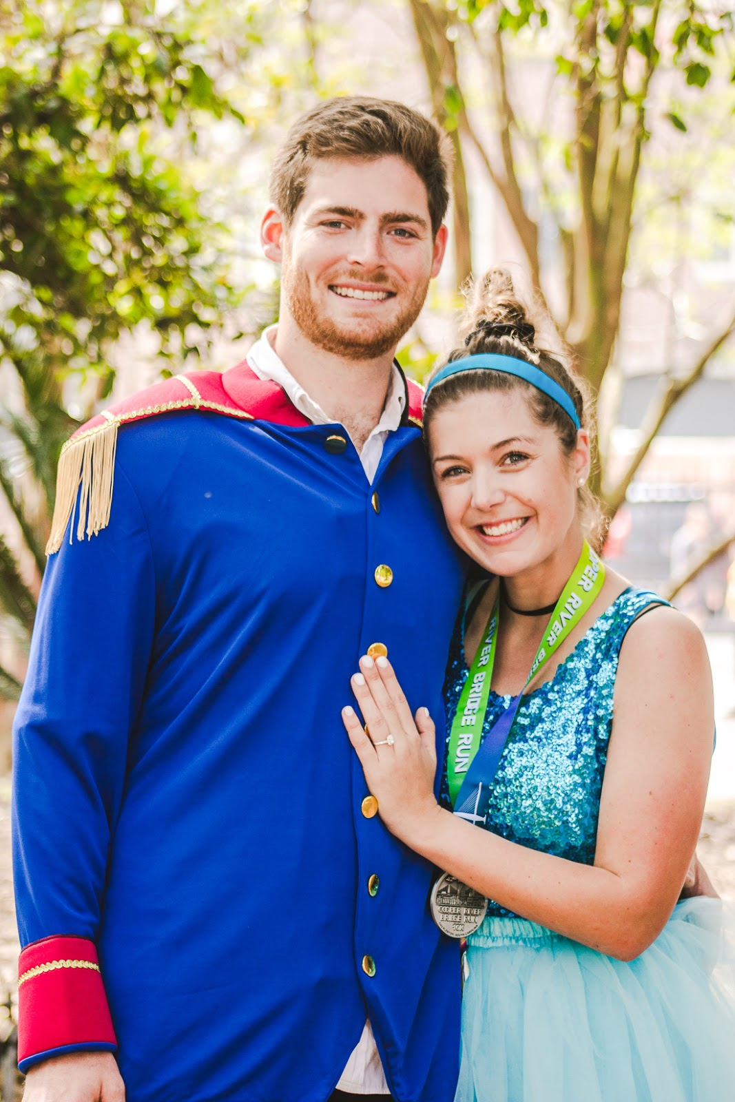 How He Asked: Our Engagement Story - Chasing Cinderella