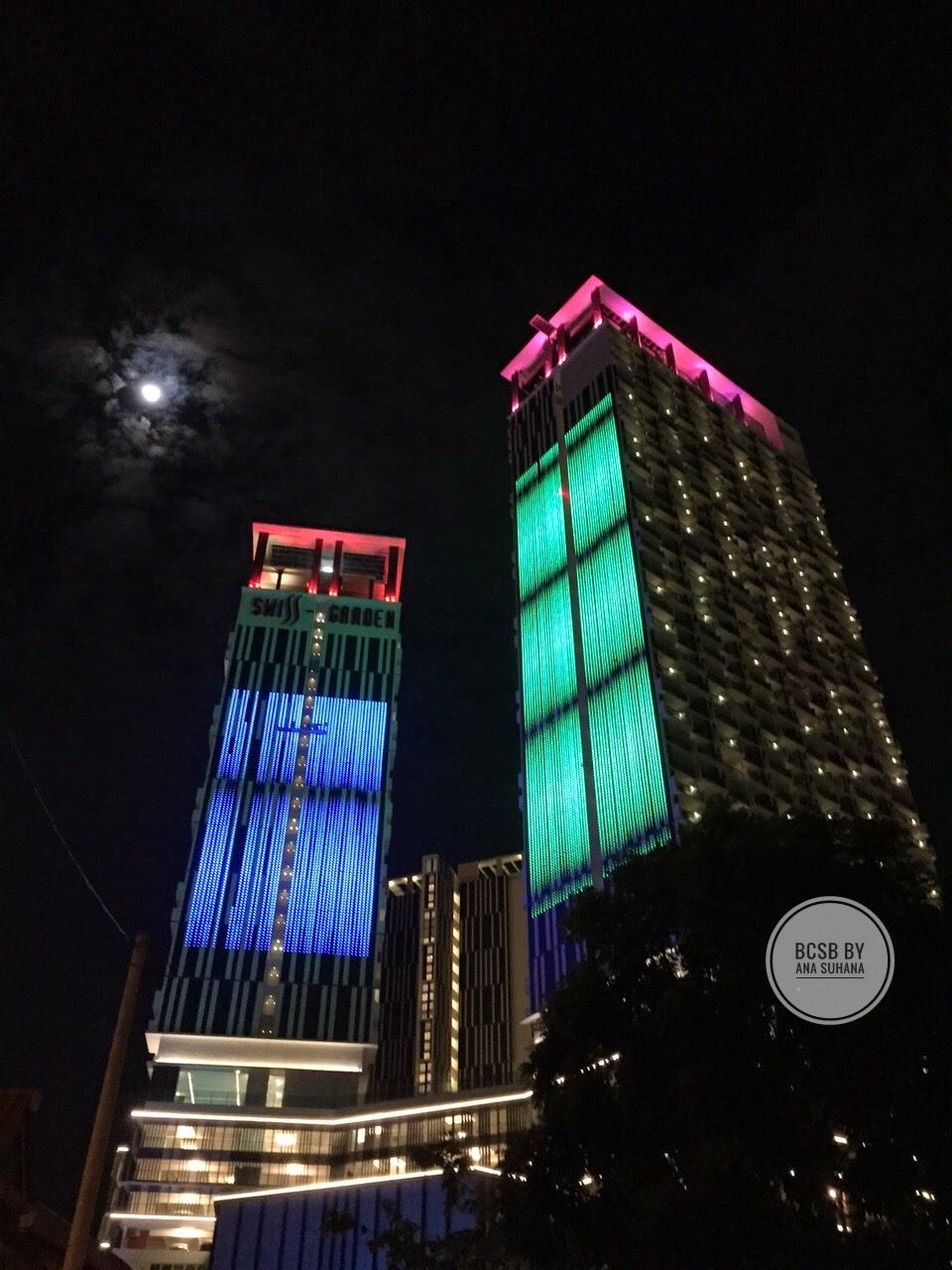 Tempat Menarik di Melaka : Swiss Garden Hotel and Residence  dan Muzium Kapal Selam