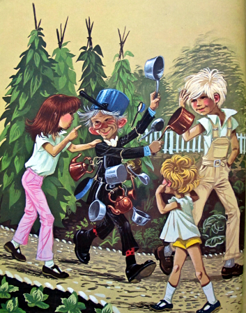 March House Books Blog The Enchanted Wood By Enid Blyton