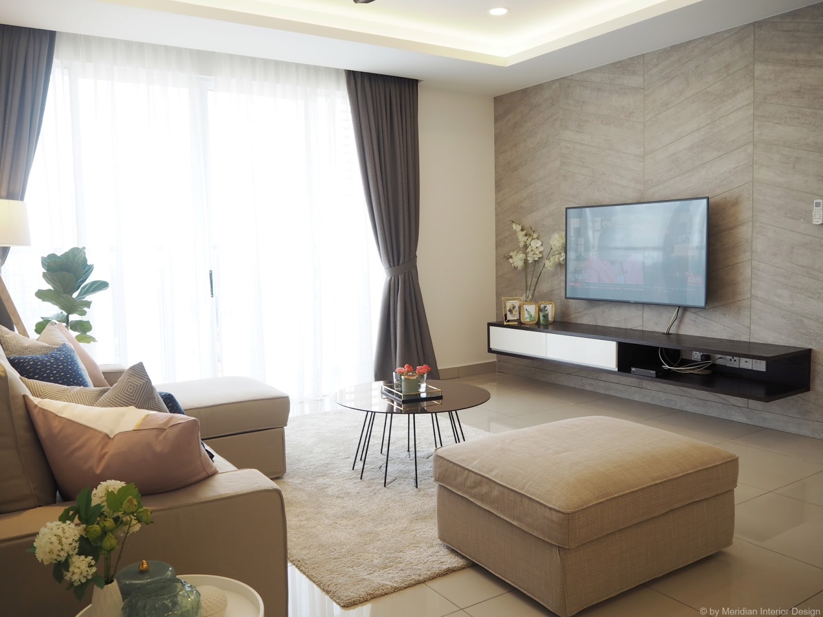 Meridian Design kitchen cabinet and interior design blogMalaysia