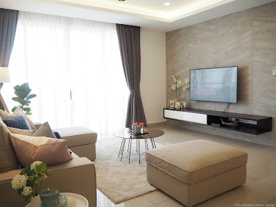 Meridian design kitchen cabinet and interior design blog for Living room ideas malaysia