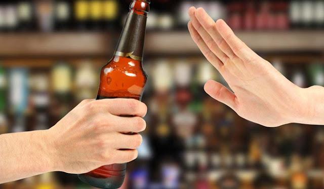 Nếu bạn bỏ uống rượu bia trong vòng 1 tháng điều gì sẽ xảy ra với cơ thể?