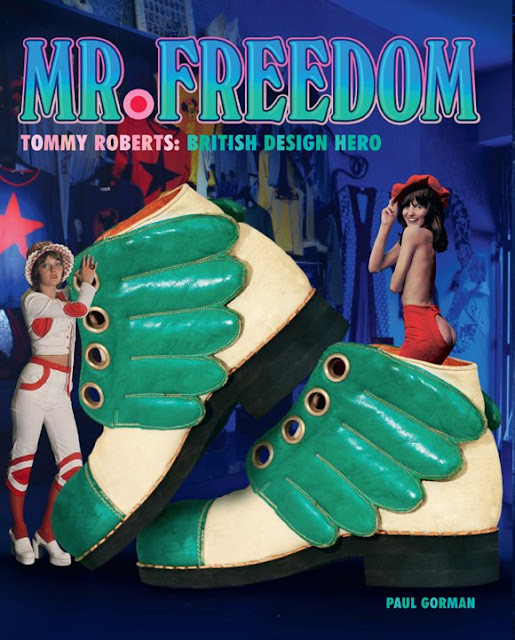 Mr Freedom Boutique, 1970s, Book Review,