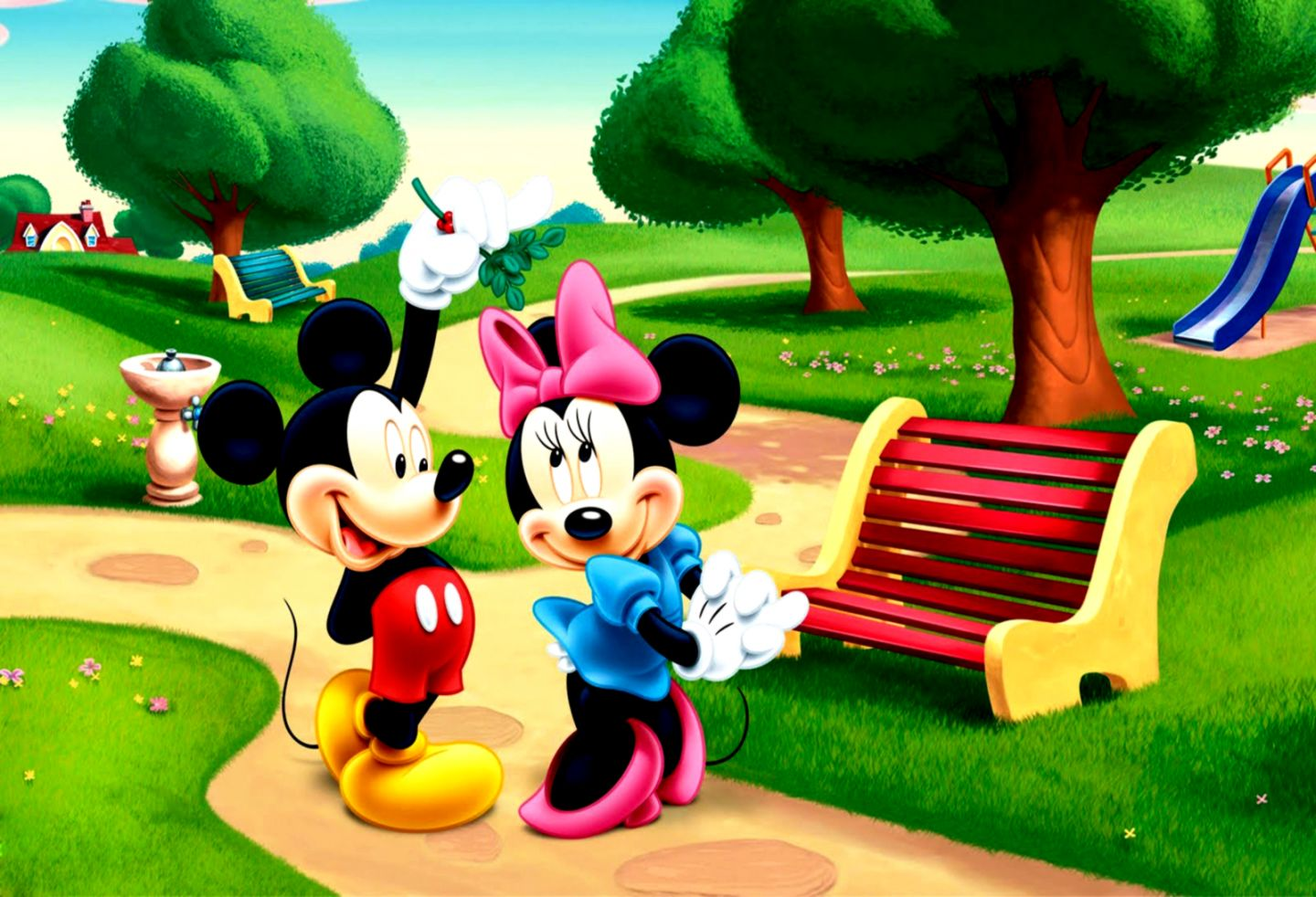 Mickey Mouse Latest Hd Wallpapers Free Download Wallpapers Snipe
