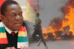 South African Leader Calls for Lifting of Zimbabwe Sanctions