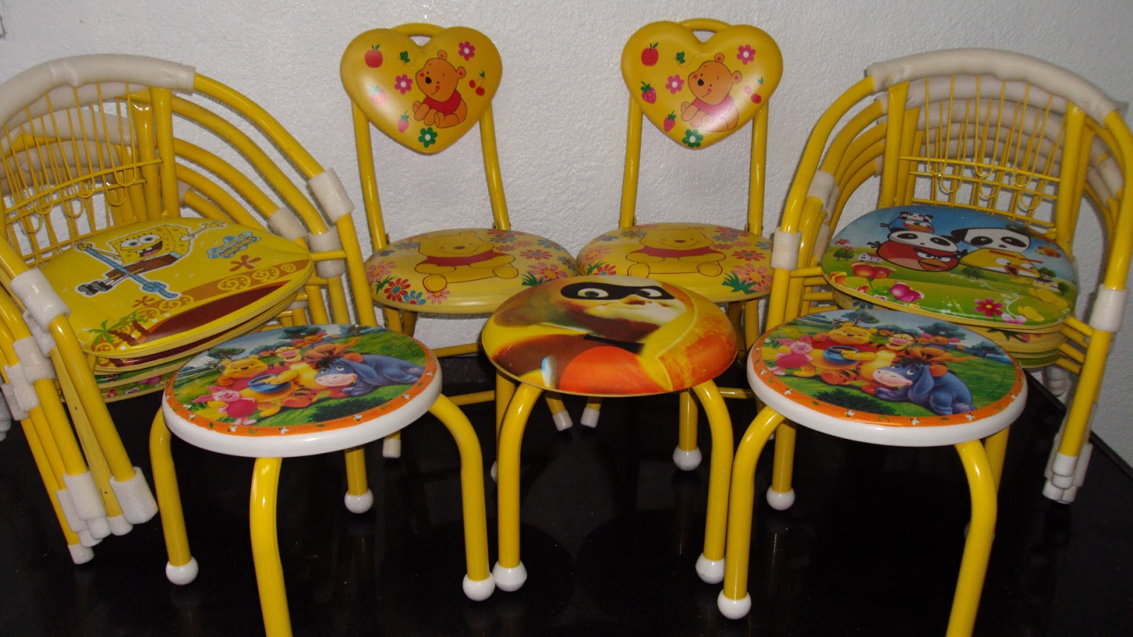 EcoWaste Coalition: Toxic Kiddie Chairs Banned in US and
