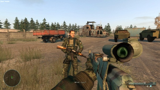 Chernobyl Commando Game Free Download
