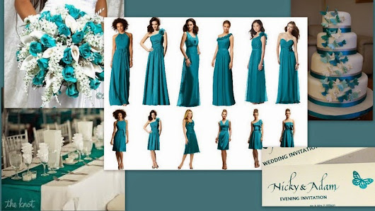 "Loving the ""Teal"" theme for 2015 x"