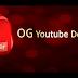 برنامج OG Youtube الشهير للتحميل من اليوتيوب الاصدار الرسمي