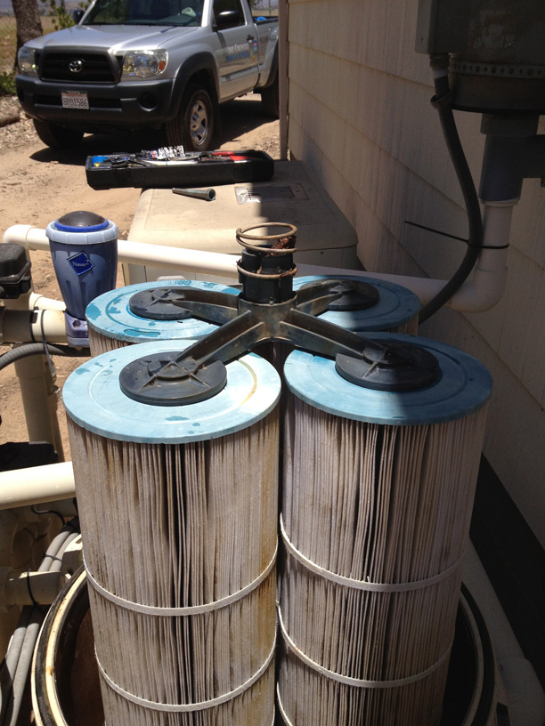 Wine Country Pools And Supplies Cleaning A Pentair Clean