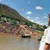 Lula reforça segurança e, de barco, fará travessia do rio São Francisco, em Sergipe