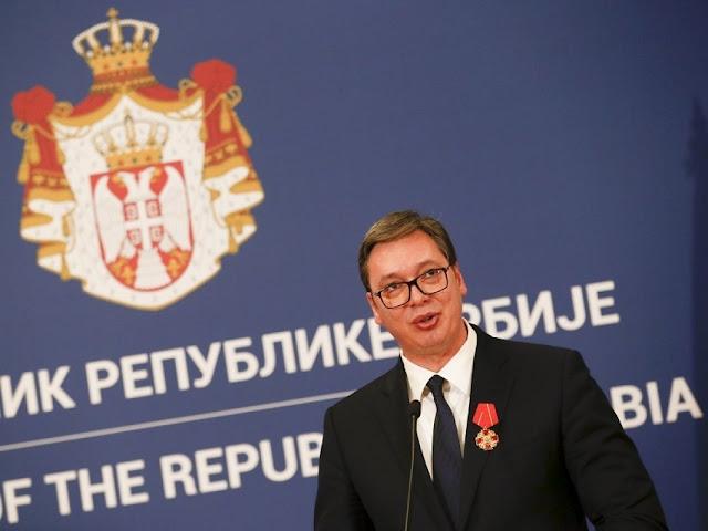 Βελιγράδι: Χ. Θάτσι και Ε. Ράμα προετοιμάζουν τη Μεγάλη Αλβανία
