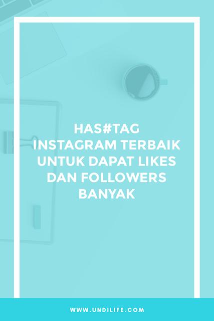 Hashtag instagram terbaik terbaru