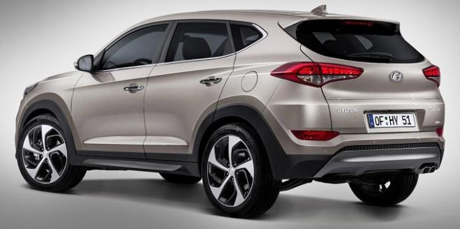 2018 Hyundai Tucson Release Date