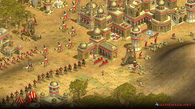 Rise of Nations Extended Edition Gameplay Screenshot 1