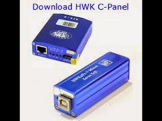 UFS (HWK) Box Latest Panel Setup V2.3.0.6 Free Download