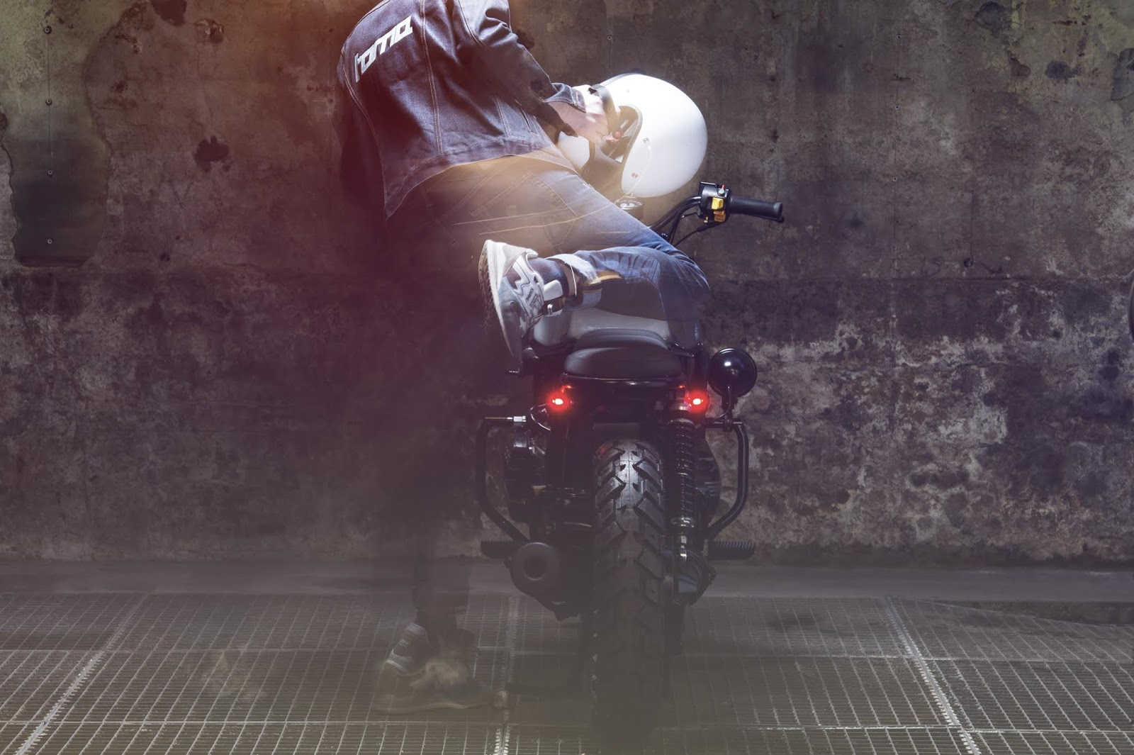 BMW K1100 PROJECT BY TOMA CUSTOMS