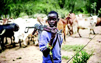 THE FULANI HERDSMEN AGAIN! MANY REPORTLY KILLED AS VILLAGERS EVACUATE THEIR HOUSES FOR ANOTHER COMMUNITY... SEE WHEN THIS HAPPENED