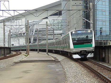 埼京線 快速 新木場行き2 E233 系
