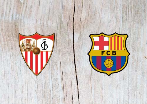 Sevilla vs Barcelona - Highlights 23 January 2019