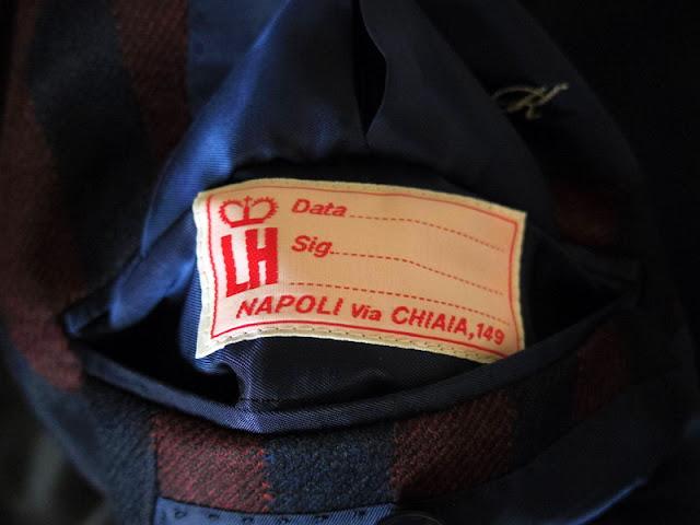 ルビナッチ テーラードジャケット