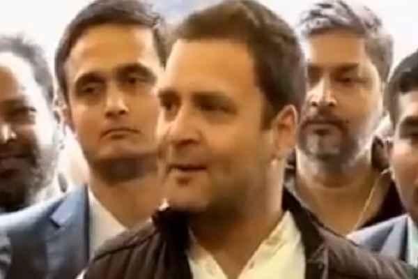 हिमाचल प्रदेश में कांग्रेस का सूपड़ा साफ़ करने के लिए राहुल गाँधी ने दिया जनता को धन्यवाद