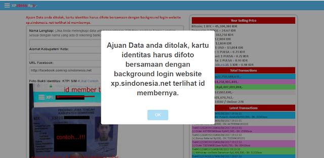 Cara Mengajukan Ktp di Situs Sindonesia