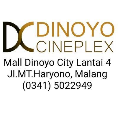 Bioskop Dinoyo Cineplex Malang