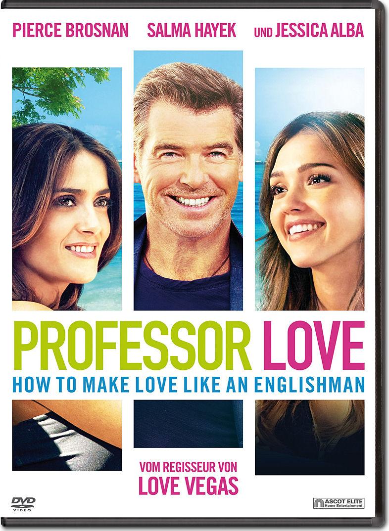 Professor Love Kinox.To