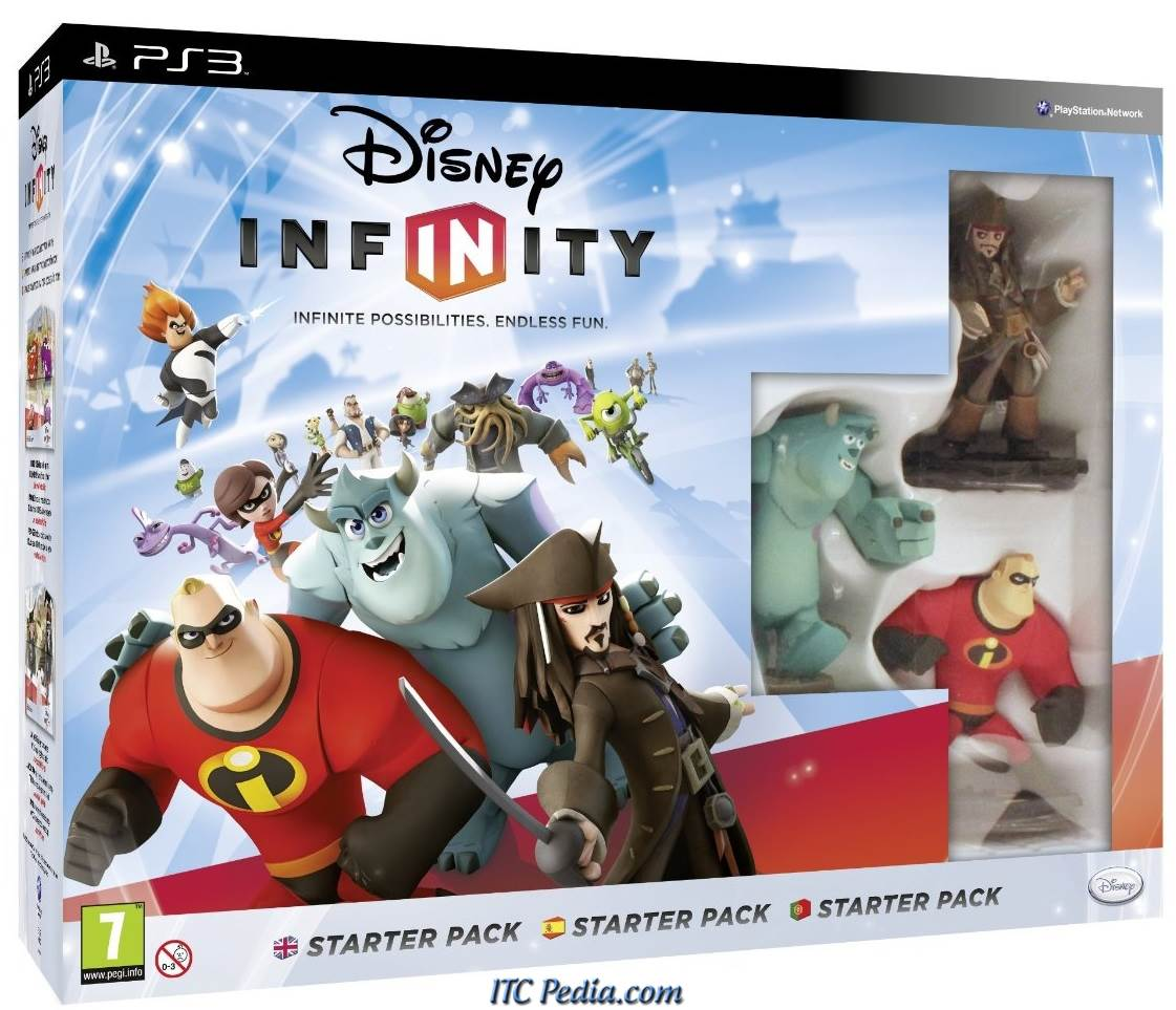 what is the objective of the disney infinity game