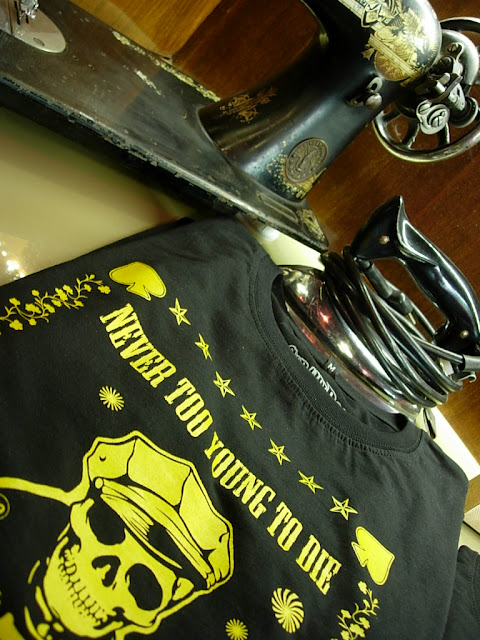 caraibirockers r 39 n 39 r rebel shirt. Black Bedroom Furniture Sets. Home Design Ideas