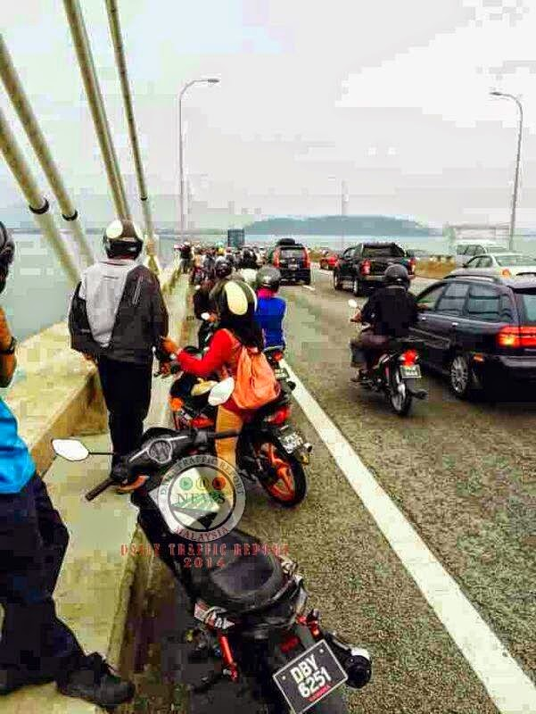 BUKU TIGA LIMA Lelaki Bunuh Diri Di Jambatan Pulau Pinang