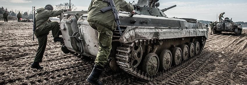 Міноборони придбало гусениці через агенцію НАТО