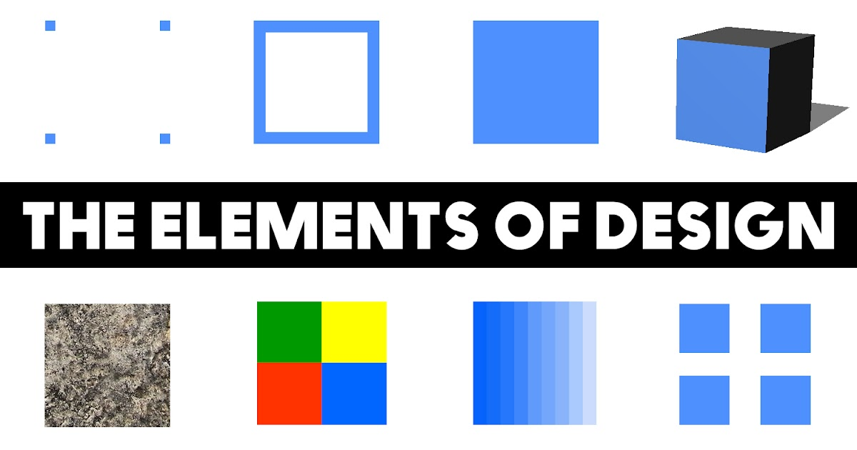 Elements For Design : Elements of design onlinedesignteacher