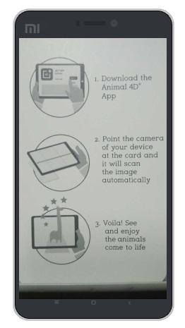 Cara Menggunakan 4D Flash Card