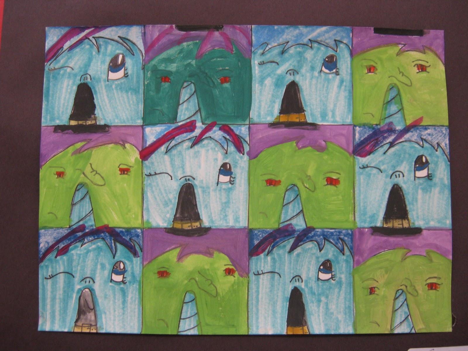 Tessellation Art Lesson Plans 4th Grade