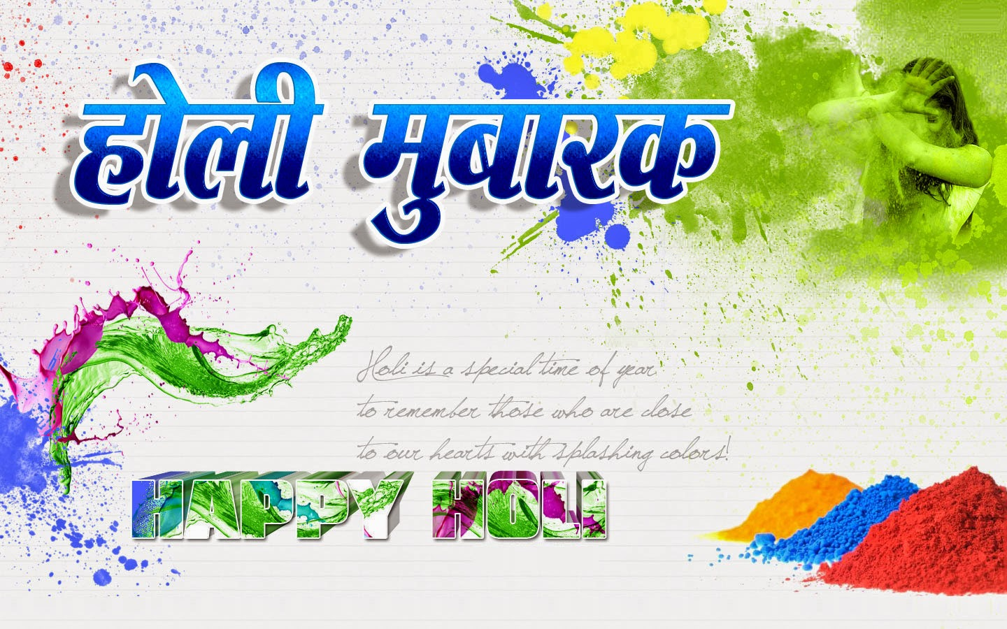 Latest Happy Holi 2018 Imagesgreetingspictureswall Papers And