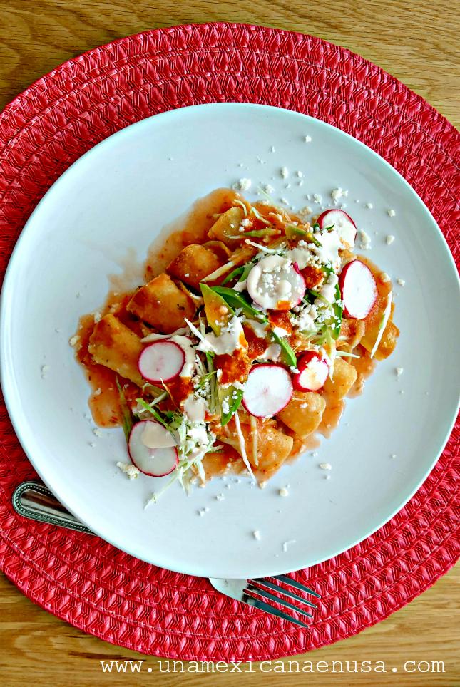 Flautas pollo con papa vía www.unamexicanaenusa.com #unamexicanaenusa