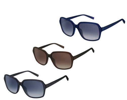 Une lunette de soleil moderne qui suit l élégance de la jeunesse. La ligne  légèrement angulaire de l arcade sourcilière s allie remarquablement à une  base ... c08616b94537