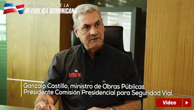 Vídeo: Gonzalo Castillo: Cada ciudadano debe contribuir para evitar accidentes de tránsito