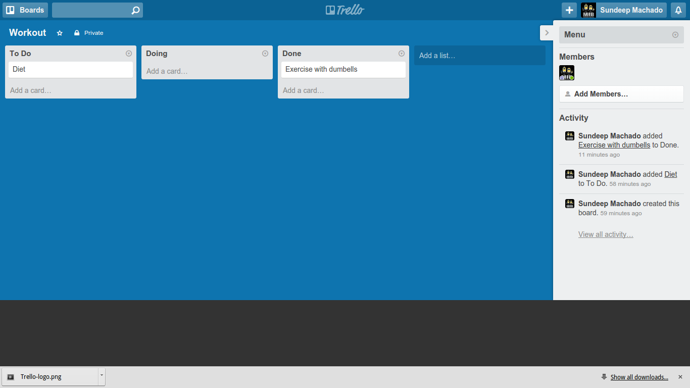 trello-web-interface